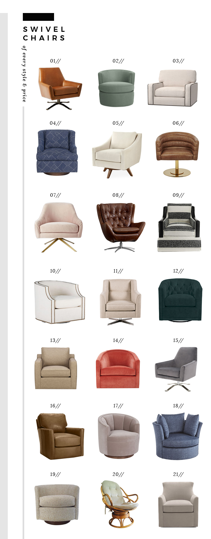 comfortable swivel chair wicker lounge chairs sale of every style and price room for tuesday