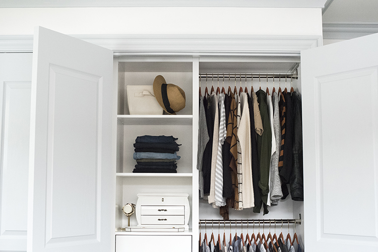 ClosetMaid Closet