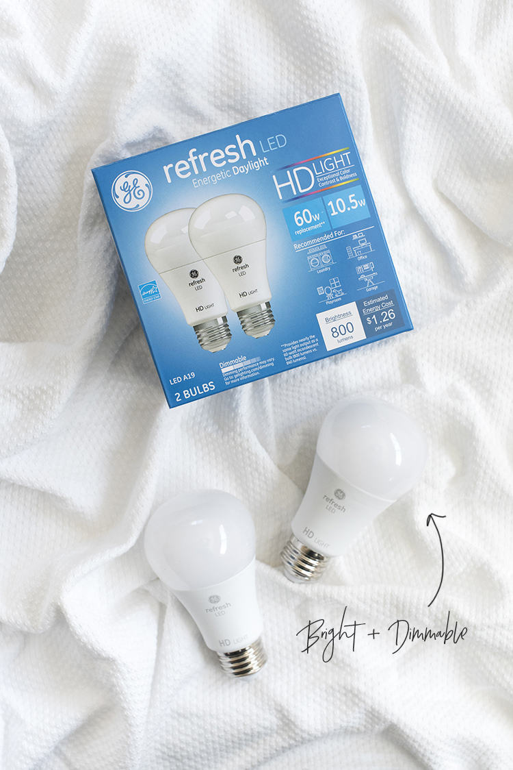 GE Refresh LED