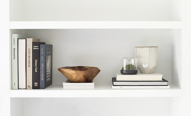 Shelf Styling with Micro Climate