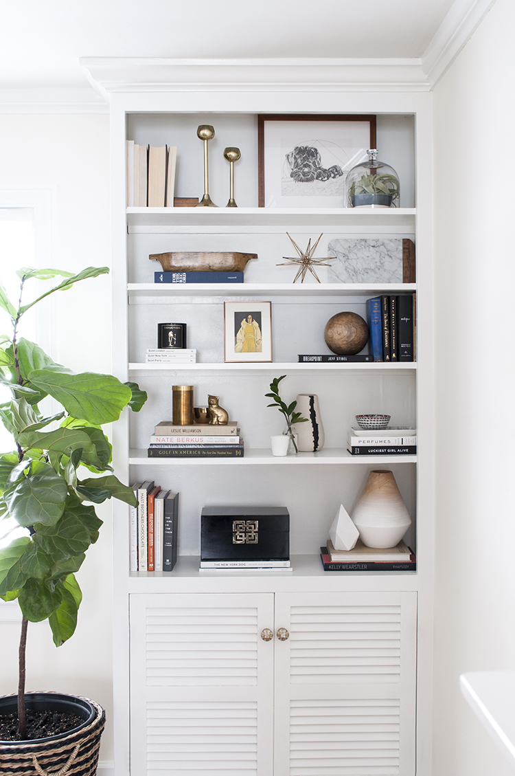 How to Shop Your Home - Room for Tuesday Blog