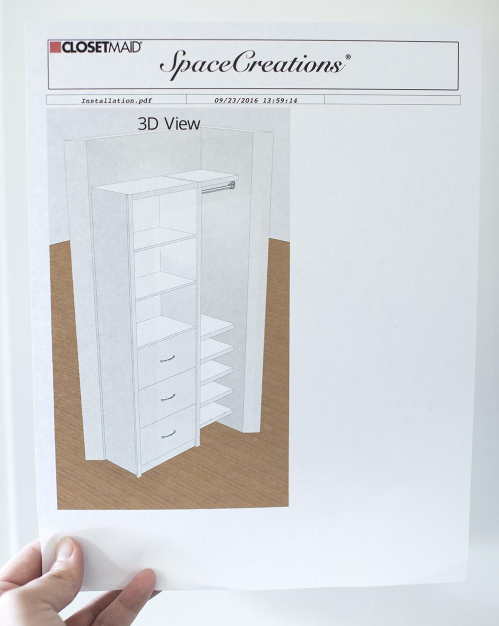 ClosetMaid Design