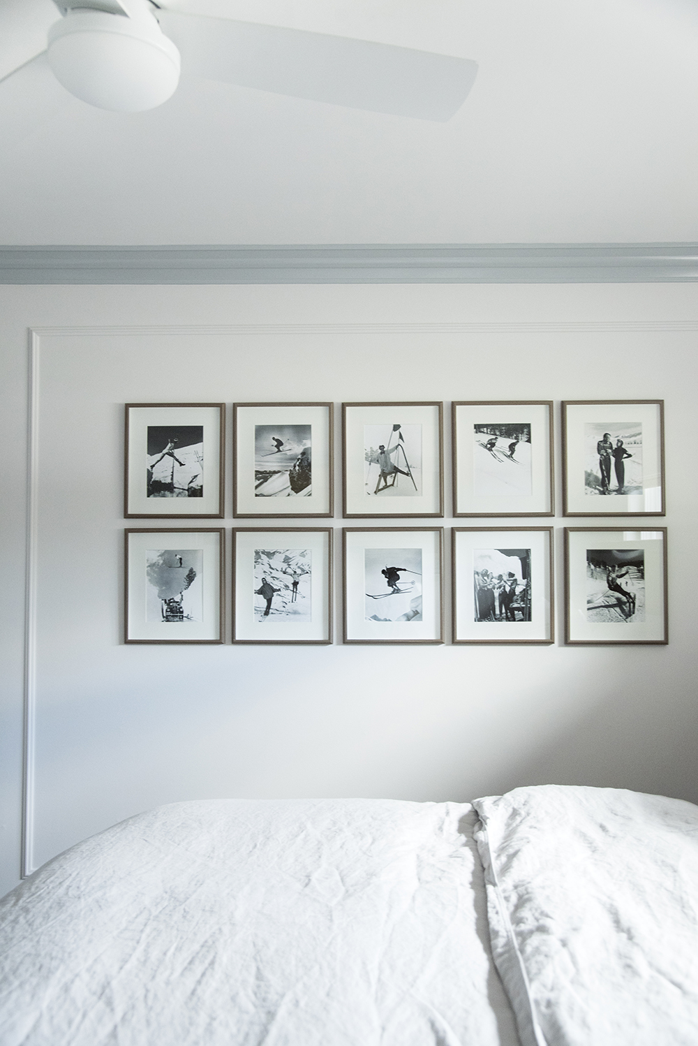 How to Install a Grid Gallery Wall