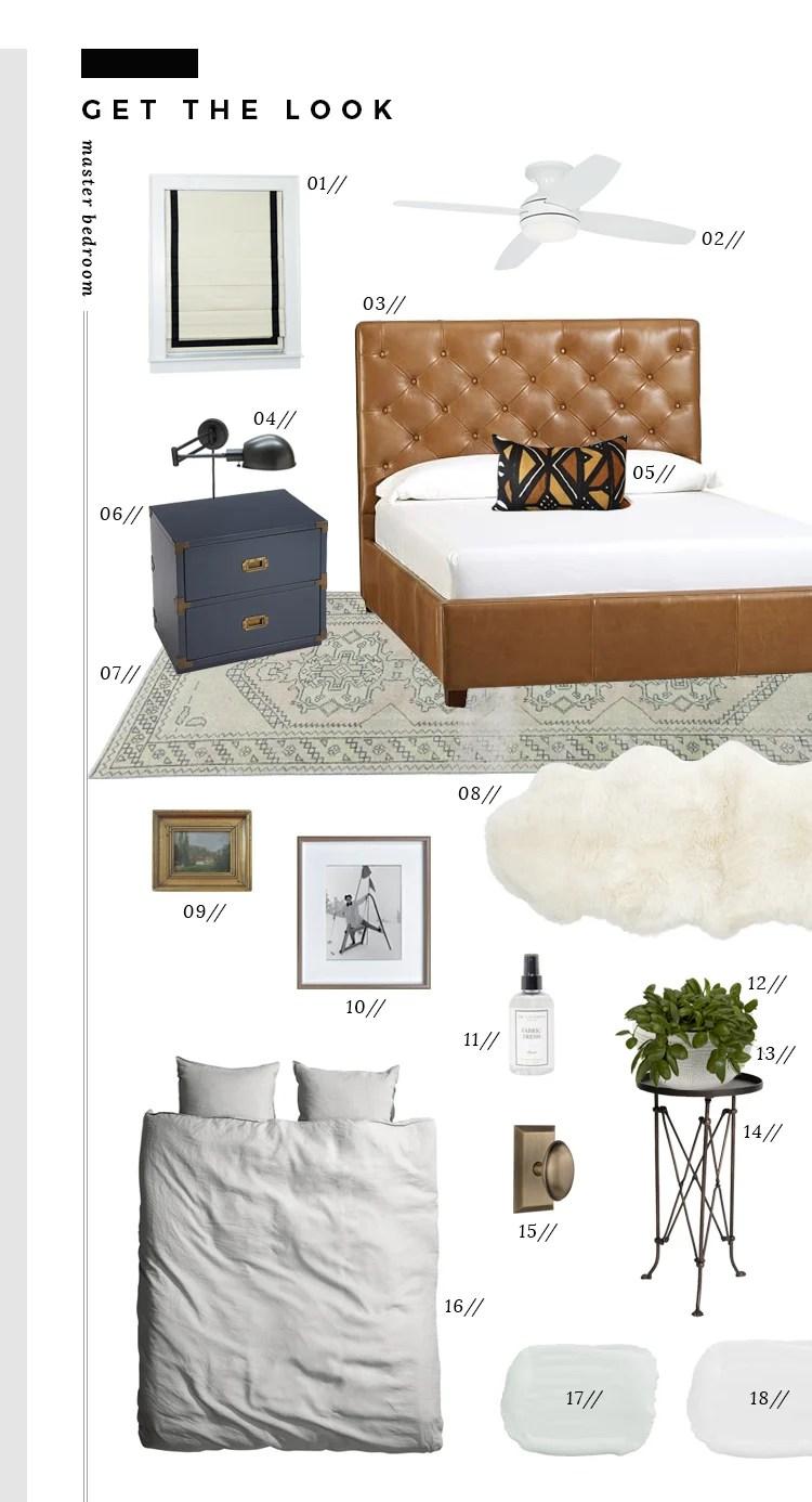Master Bedroom Get the Look