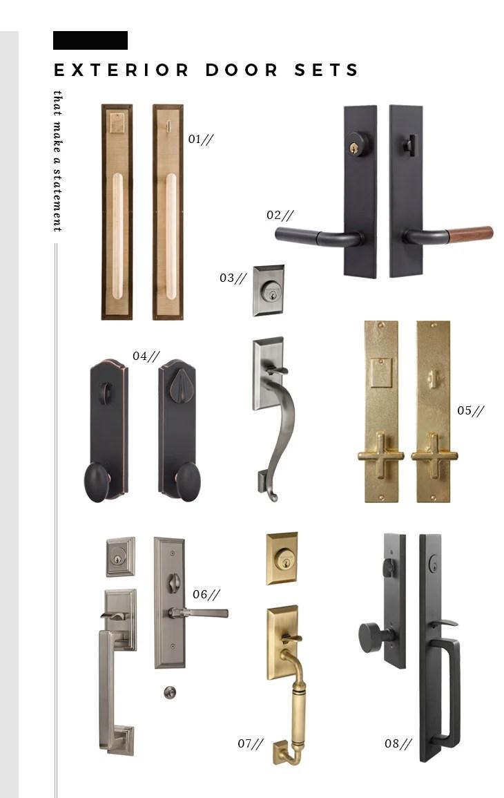 Exterior Door Sets