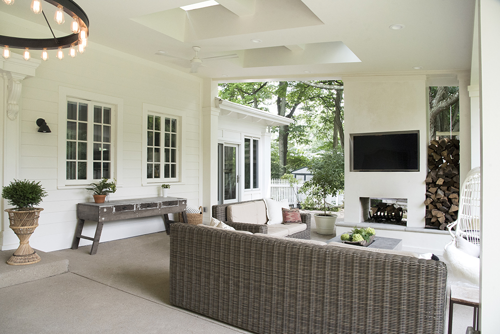 Outdoor Living Spcae