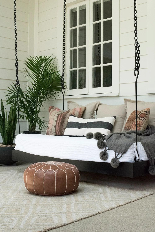 Outdoor Swing Bed