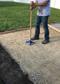 Installing Patio Pavers On Sand