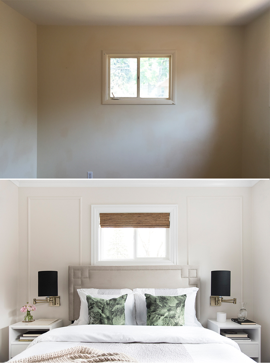 Guest Room Before & After