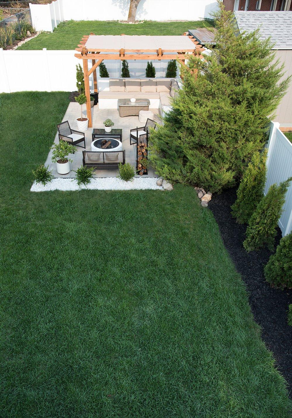 Backyard Landscaping Design - Room for Tuesday Blog