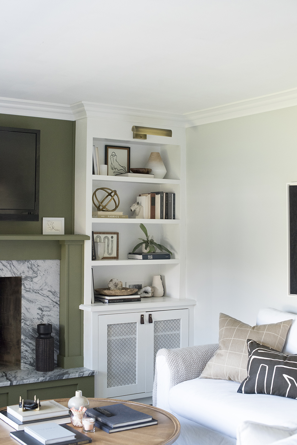My Living Room Palette & Paint Colors - Room for Tuesday Blog