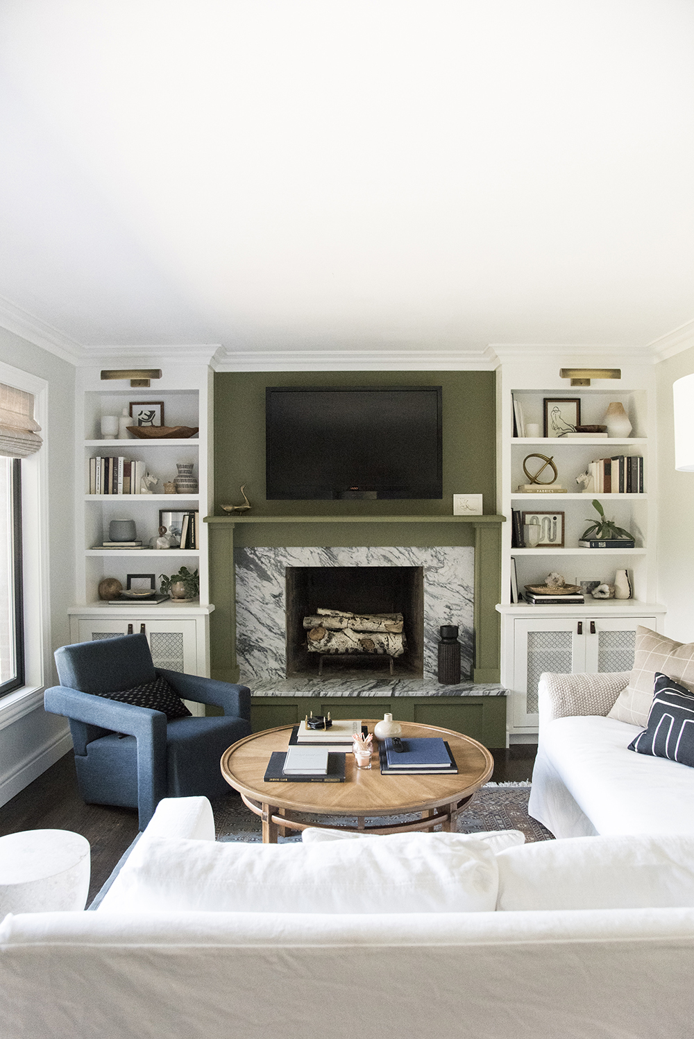 Room for Tuesday Living Room Reveal