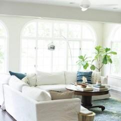 White Sofa Living Room Floor Length Mirror In How We Choose Slipcovered Sofas For Tuesday Blog