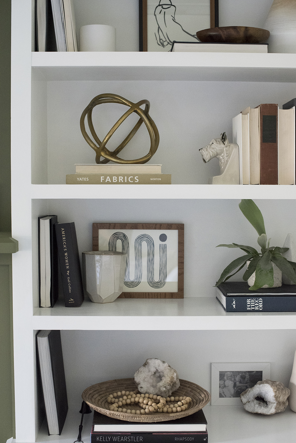 Amazon Decor and Shelf Styling Objects