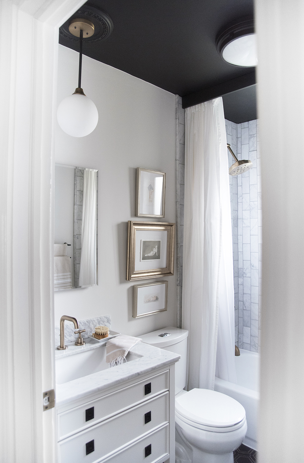 Room for Tuesday - Bathroom Reveal