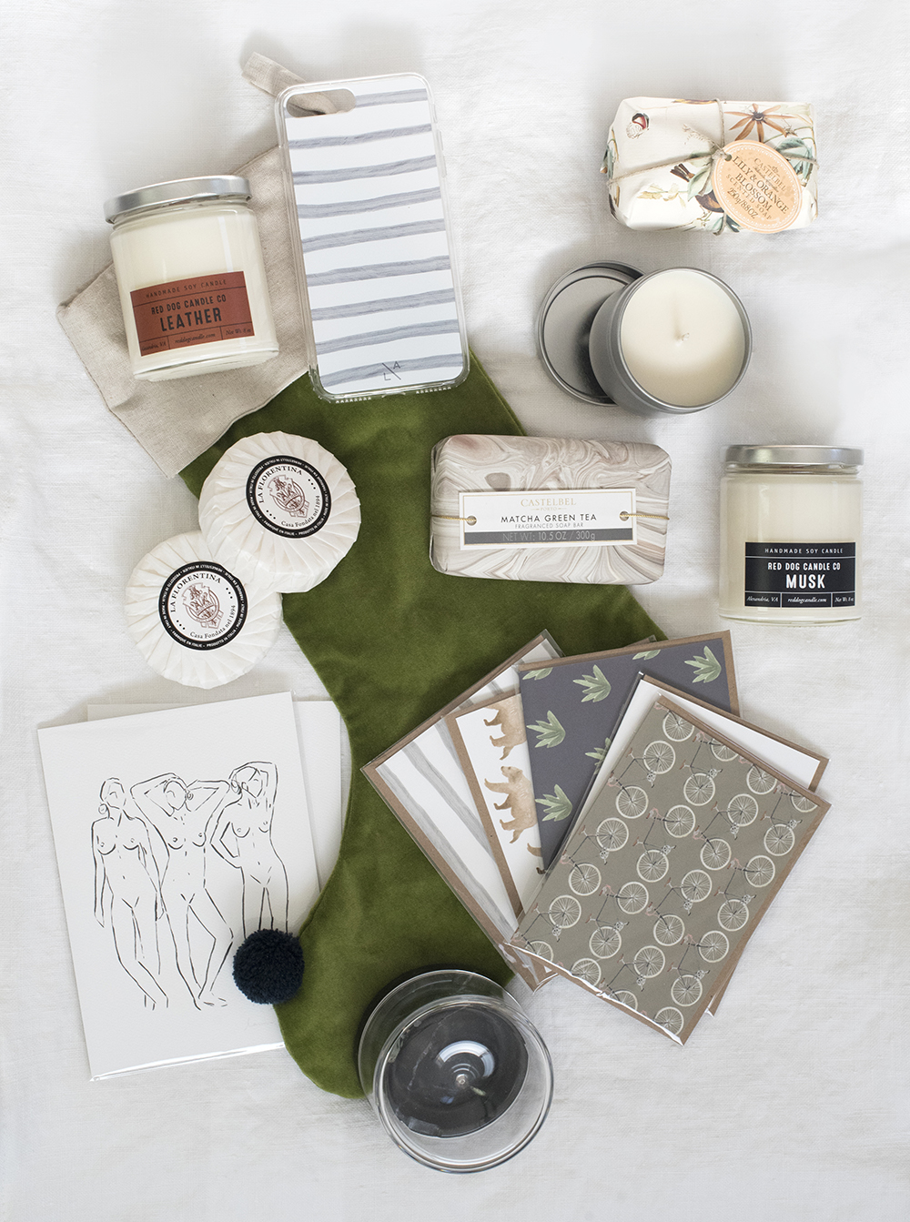 Stocking Stuffer Ideas + A Giveaway - roomfortuesday.com