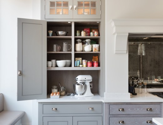 The Prettiest Pantries & My Favorite Canisters - roomfortuesday.com