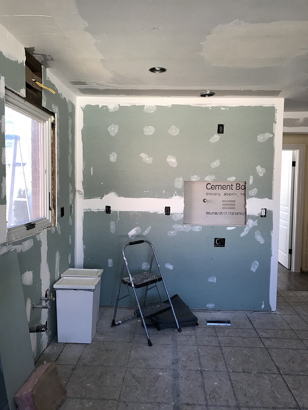 Kitchen Reno – Progress Update #4 - roomfortuesday.com