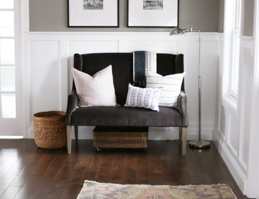 Trend Alert : Loveseats & Settees for Your Valentine
