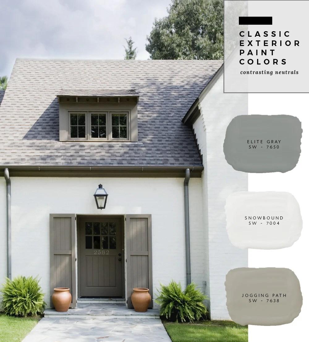 Gray Roof Paint: Classic Exterior Paint Colors