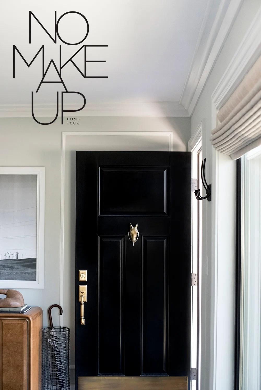 No Makeup Home Tour - roomfortuesday.com