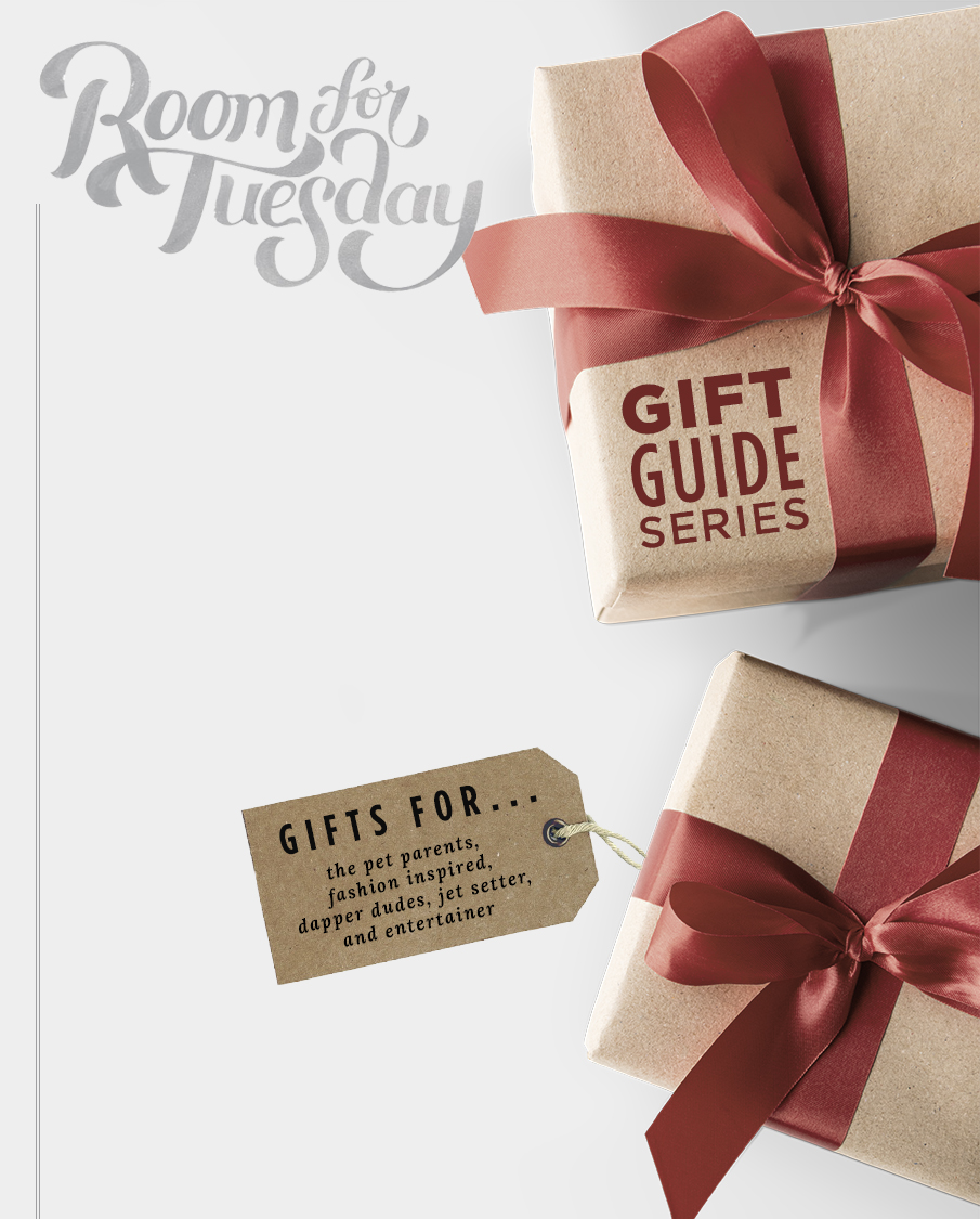 Holiday Gift Guide : Part 4 - roomfortuesday.com