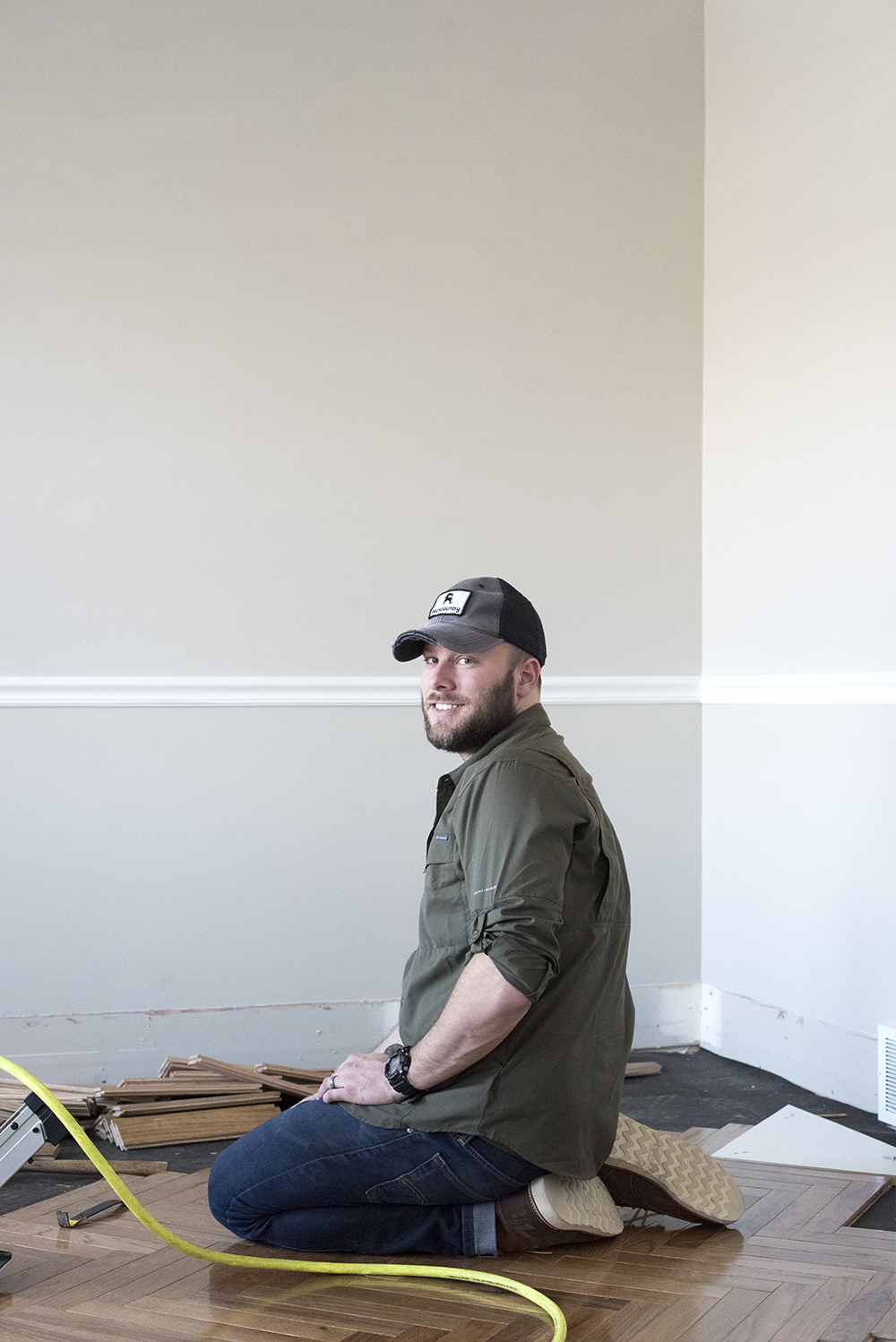 Construction Q&A with Emmett - roomfortuesday.com