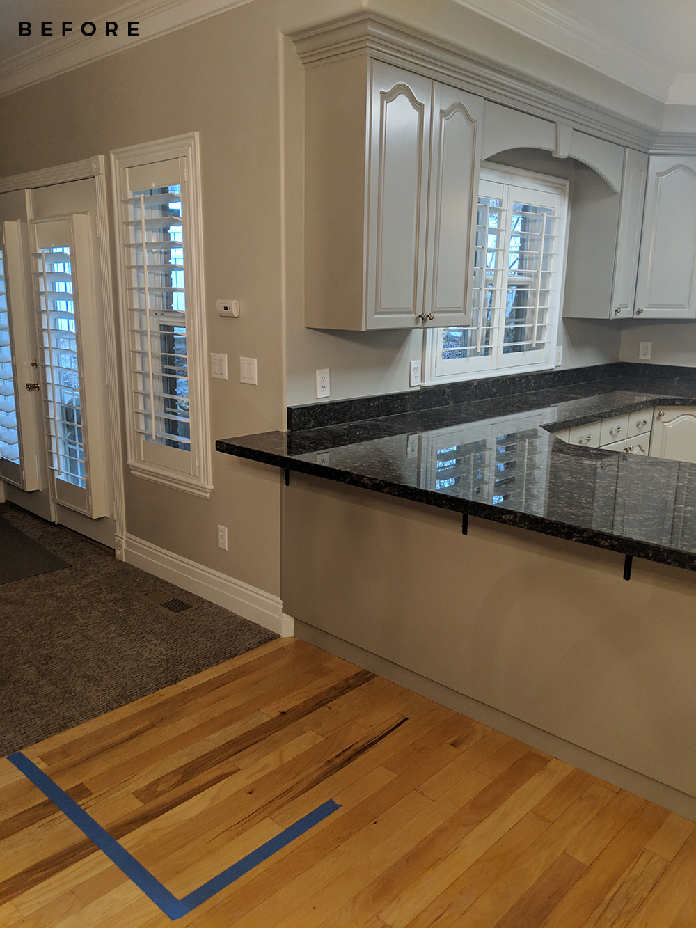 Our Next Big Project : The Kitchen - roomfortuesday.com