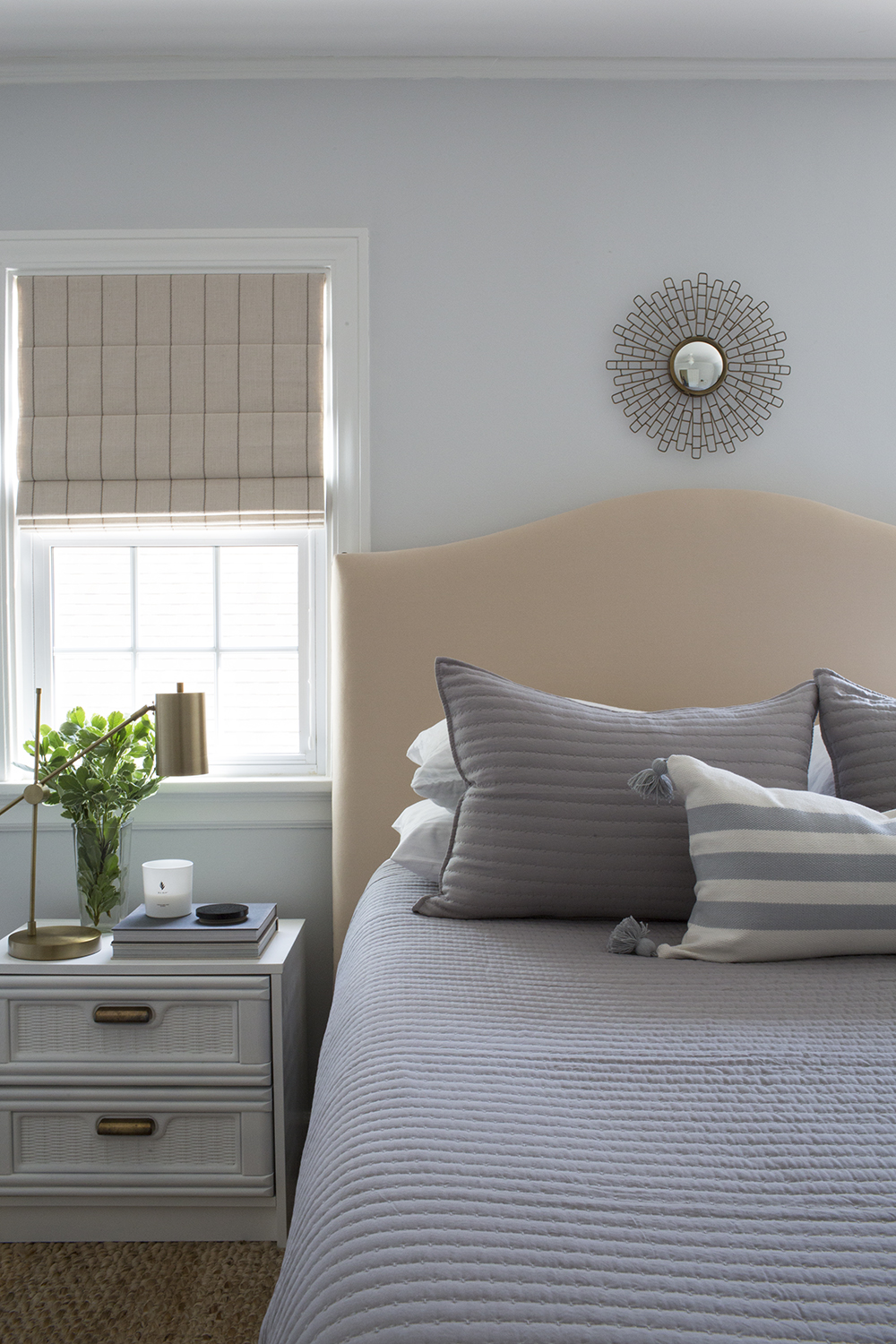 How to Give Your Bedroom a Refresh Using Textiles - roomfortuesday.com