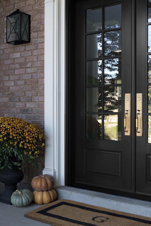 Front Door Decor Front Door Decal Doorway Decor Doorway Sign Front Door Sign Be Safe I Love You Door Decal Front Door Decorations