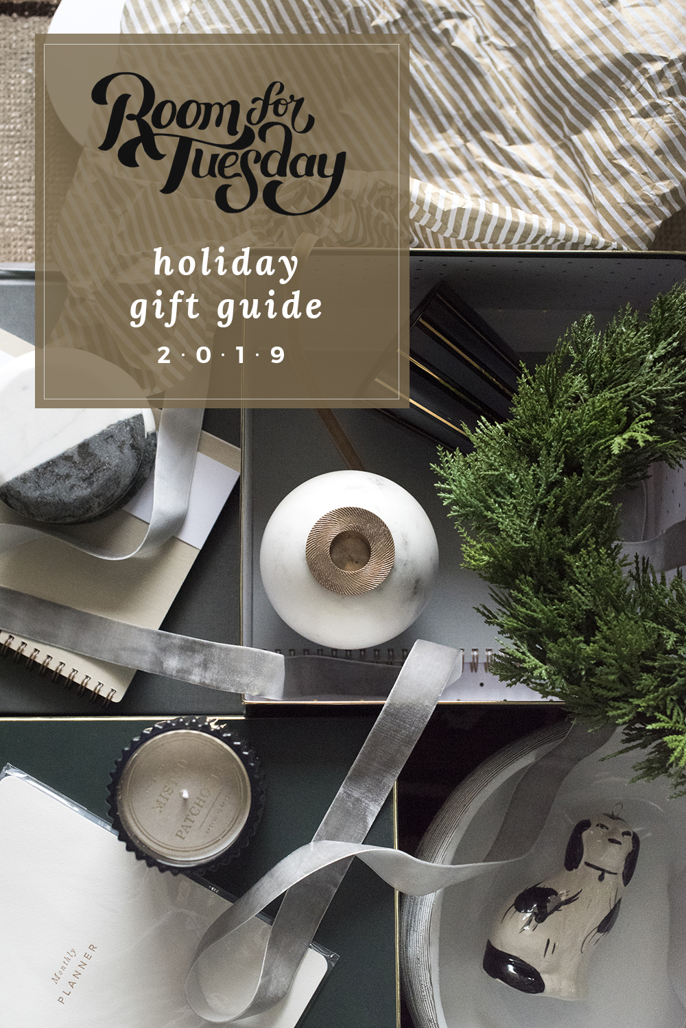 2019 Gift Guide For Everyone On Your List - roomfortuesday.com