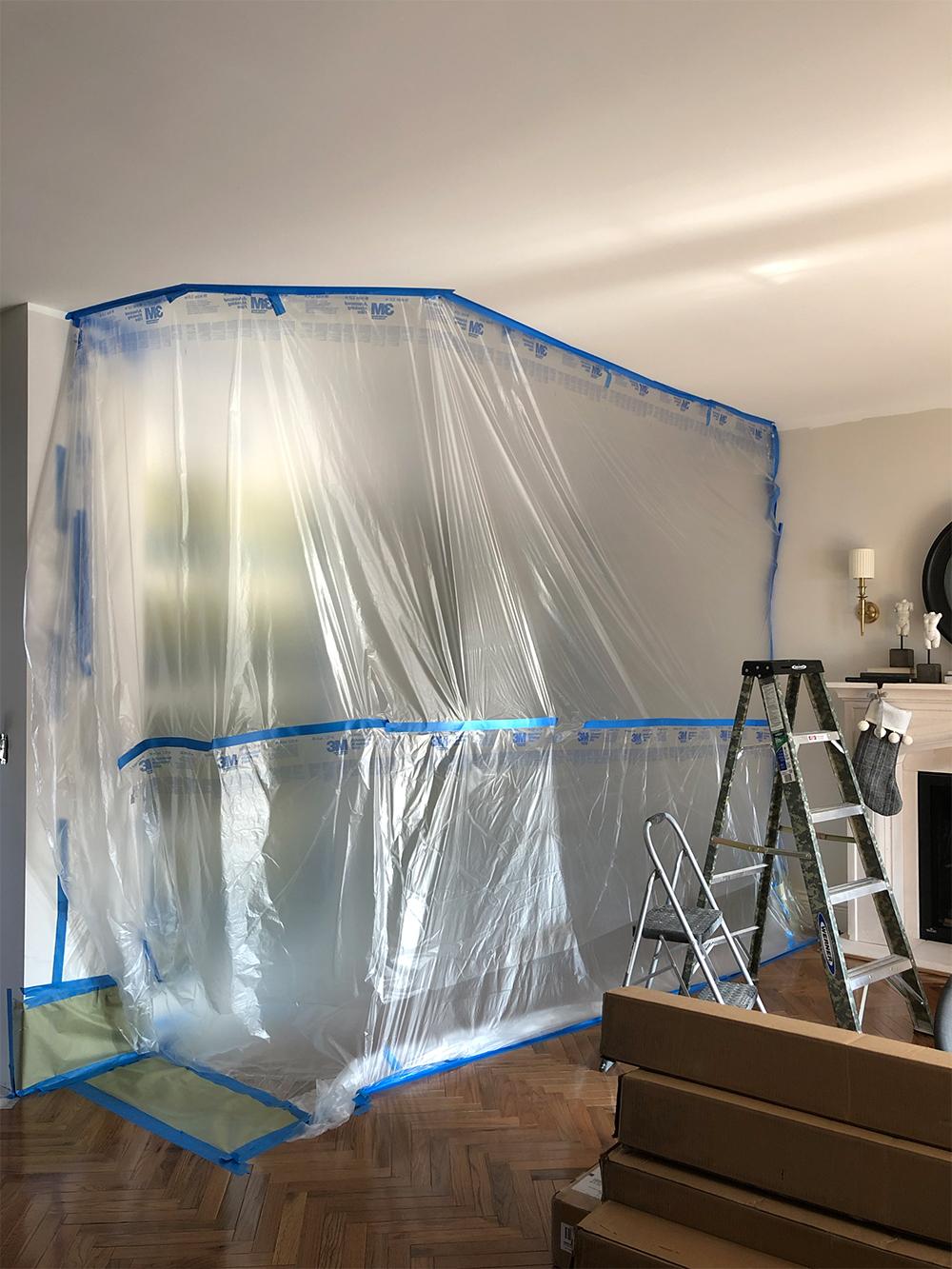 Formal Living Room : One Room Challenge – Week 9 - roomfortuesday.com
