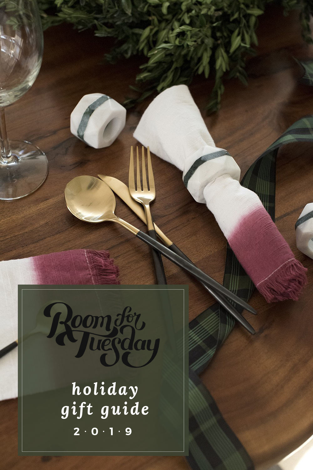 2019 Holiday Gift Guide : 15 DIY & Homemade Gifts - roomfortuesday.com