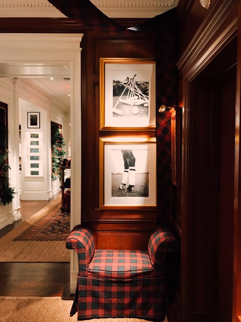 December Moodboard Tartan - roomfortuesday.com