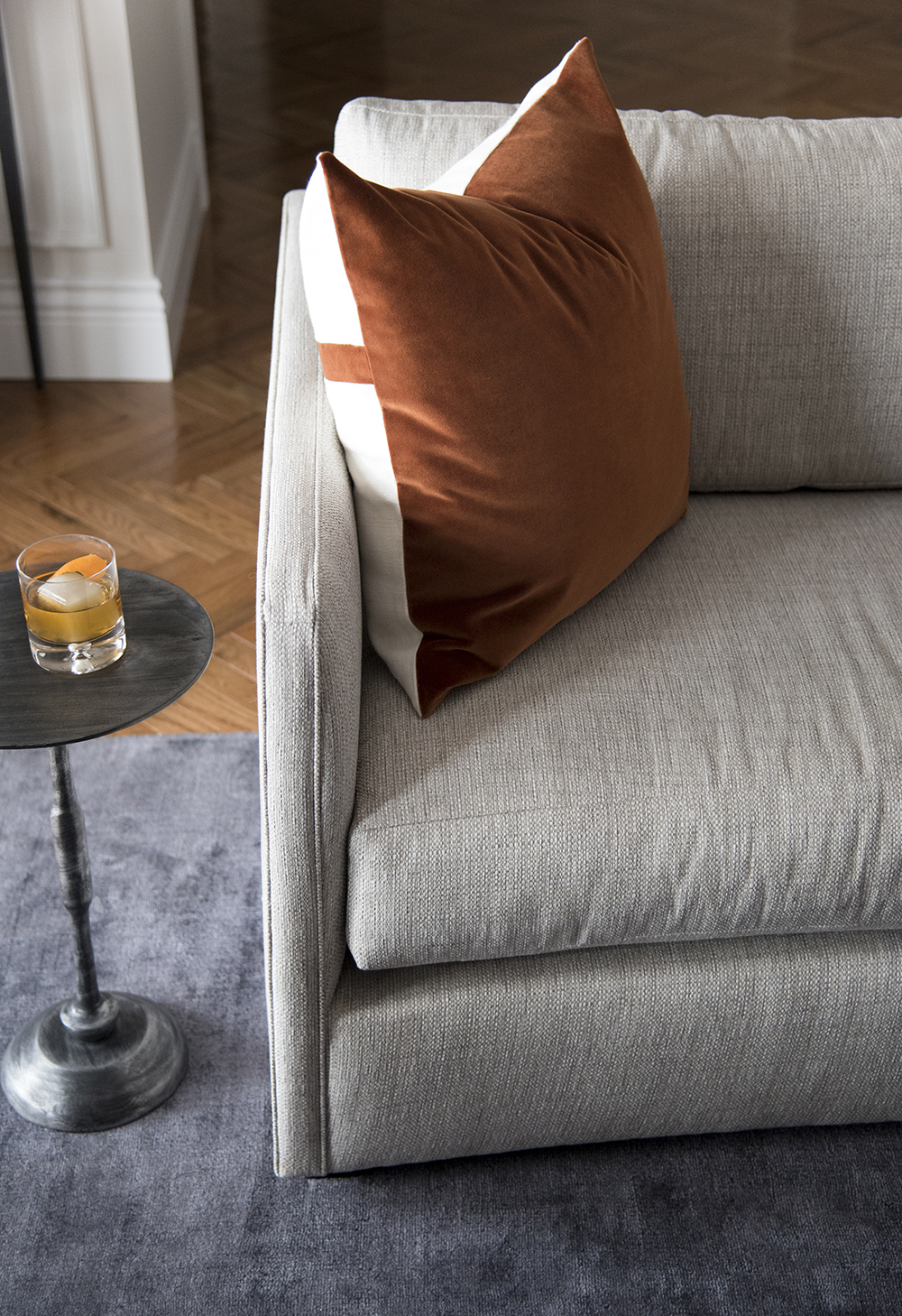 January Moodboard : Rust - roomfortuesday.com