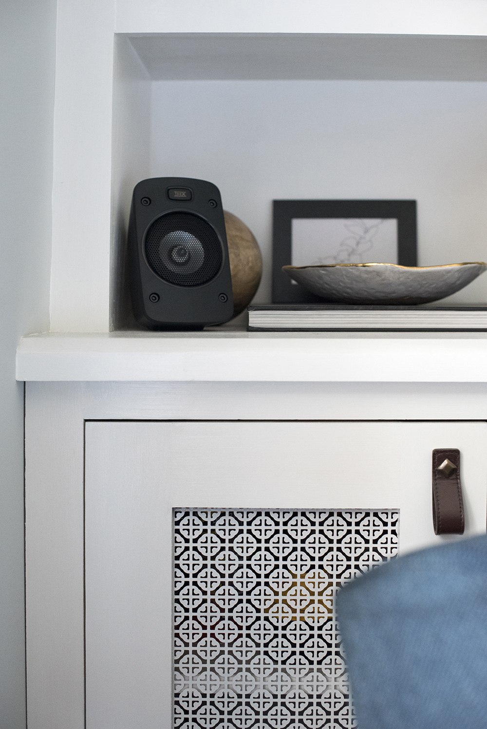 How to Stylishly Incorporate Tech into your Home - roomfortuesday.com