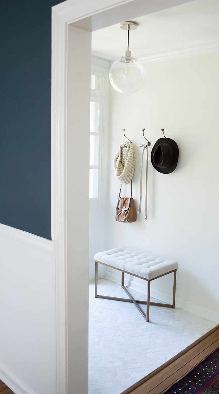 Form vs Function : Entryway Edition - roomfortuesday.com