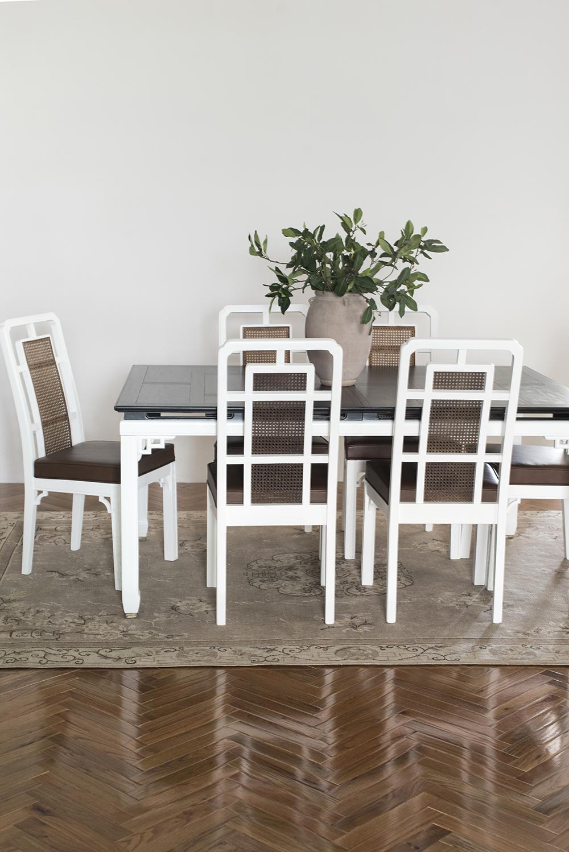 Our Vintage Dining Set Transformation Tips For Furniture Restoration