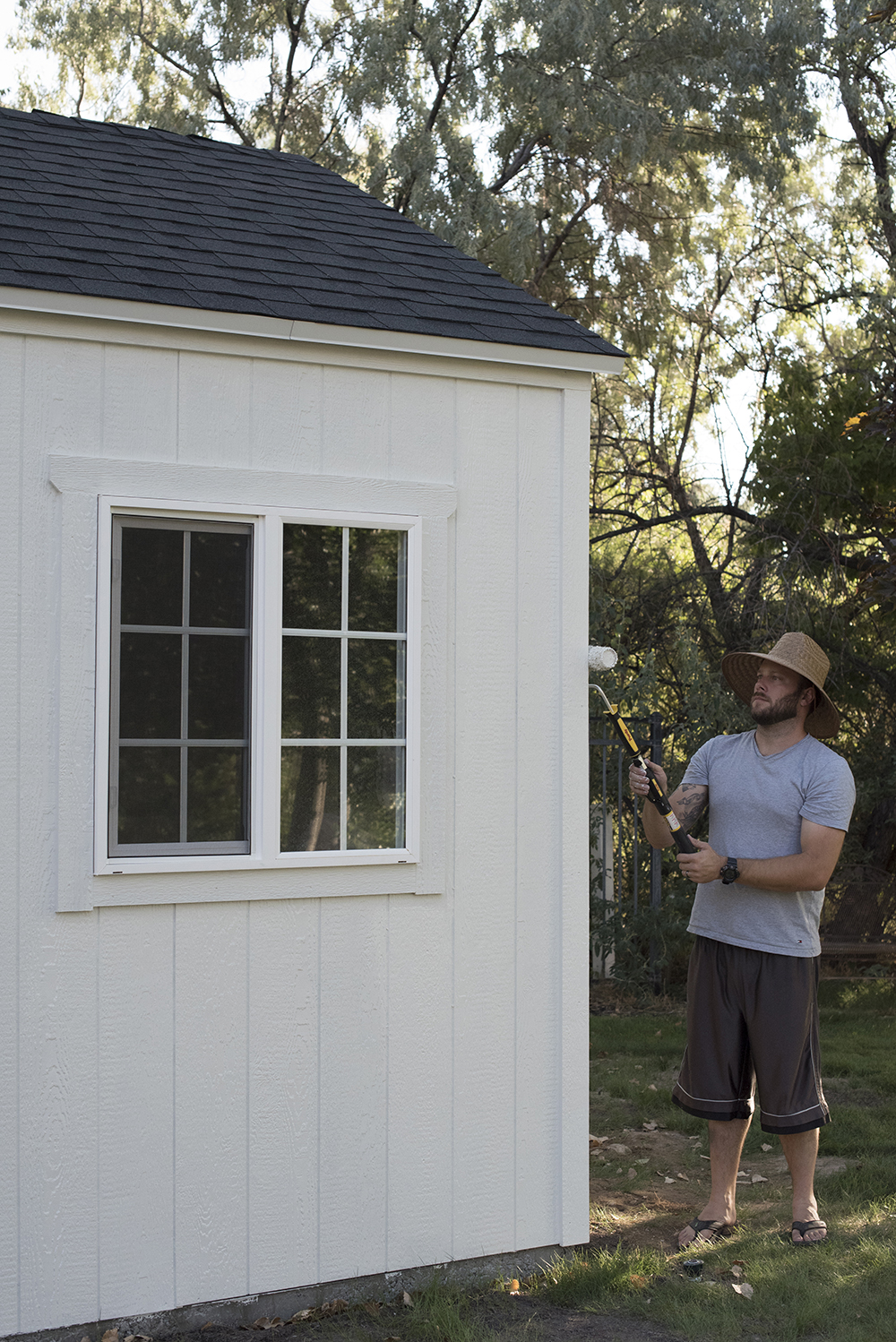 The Shed Reveal - roomfortuesday.com