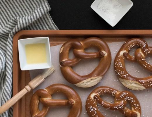 Our Favorite Soft Pretzels (3 Ways) - roomfortuesday.com