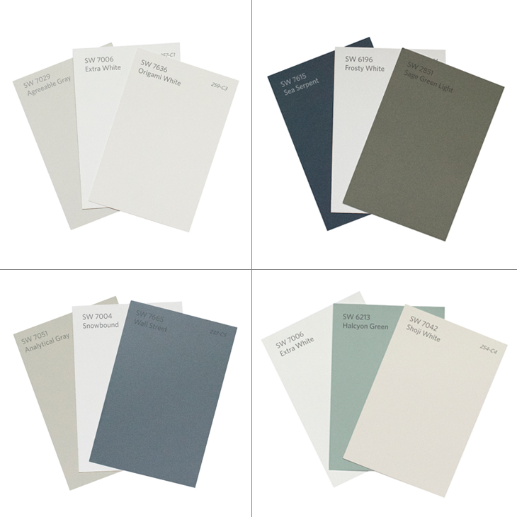 Timeless Paint Colors and Favorite Pairings - roomfortuesday.com