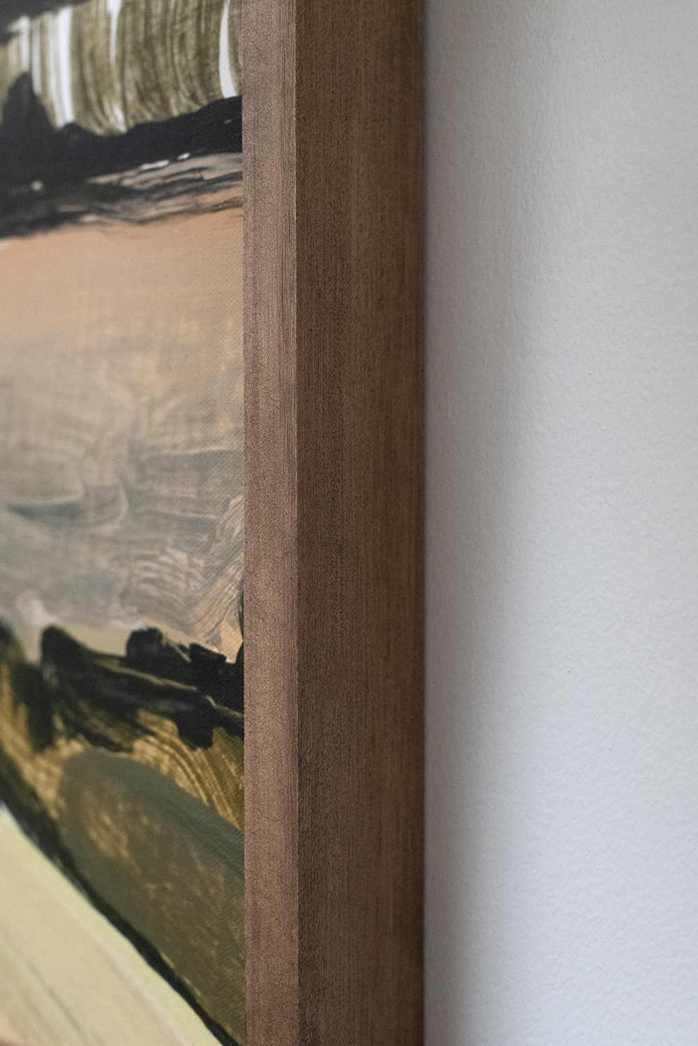 How to Use Gel Stain (A Frame Tutorial) - roomfortuesday.com