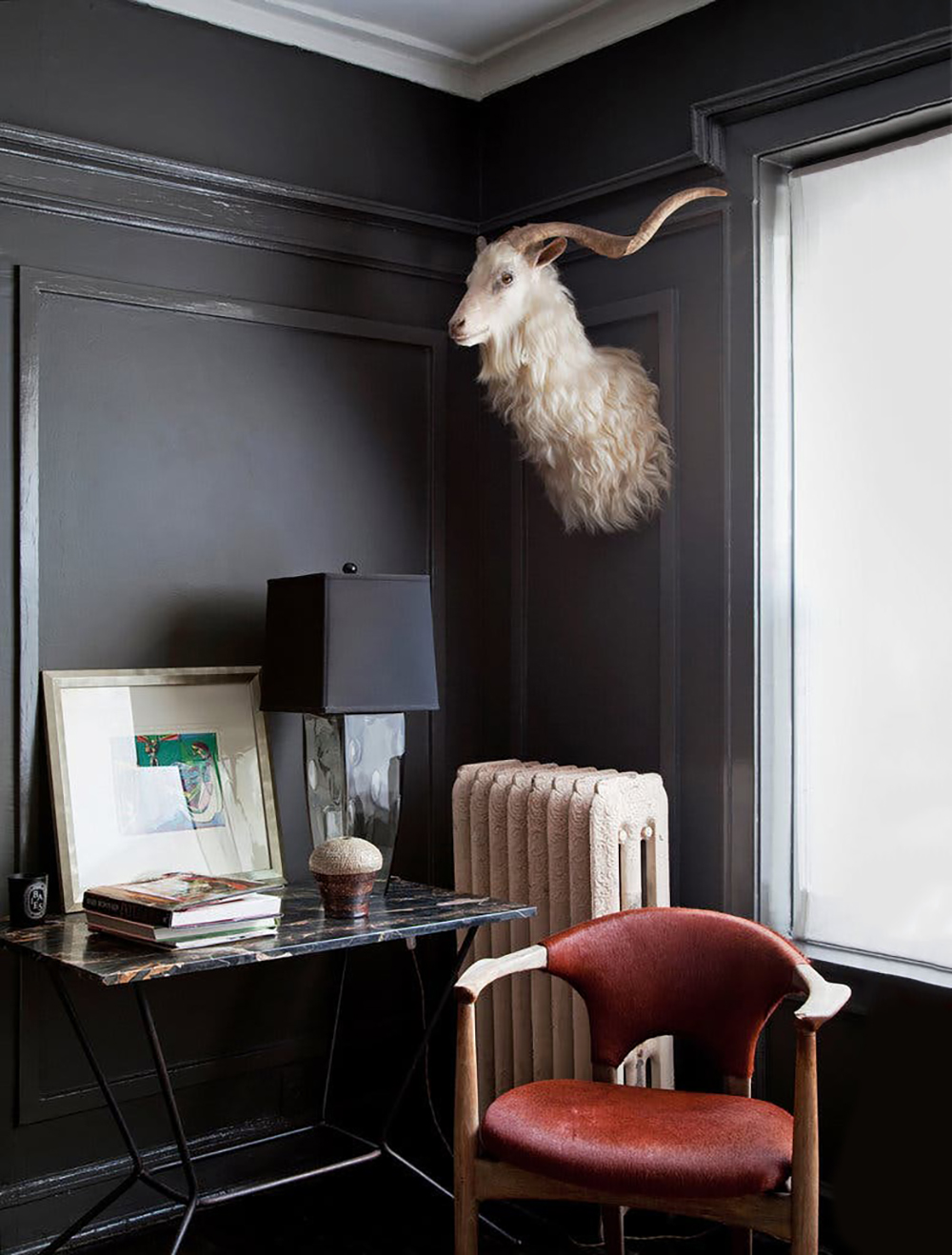 Design Discussion : Taxidermy - roomfortuesday.com