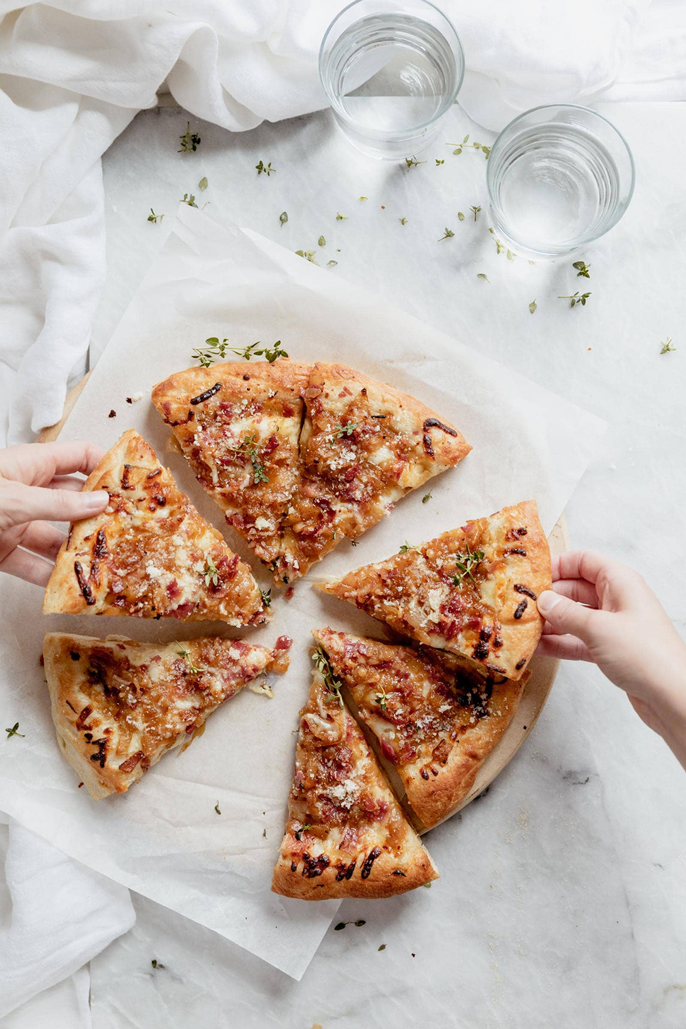 12 Homemade Pizza & Flatbread Recipes To Try - roomfortuesday.com