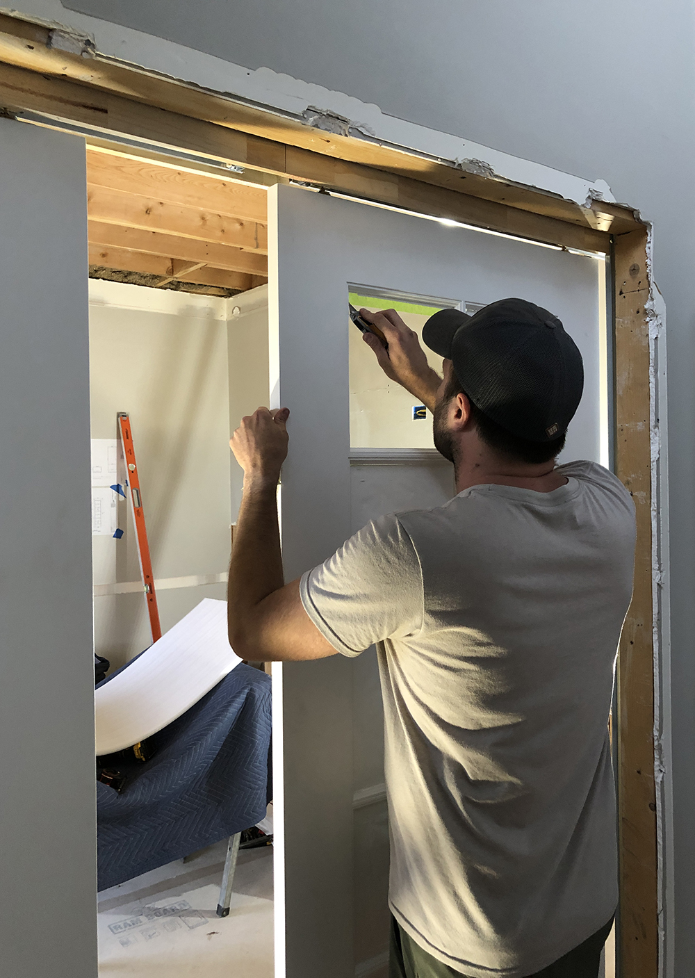Office Renovation Update - roomfortuesday.com