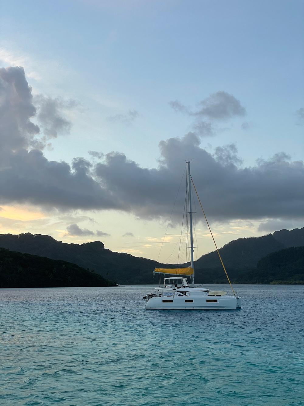 Sailing & Exploring French Polynesia
