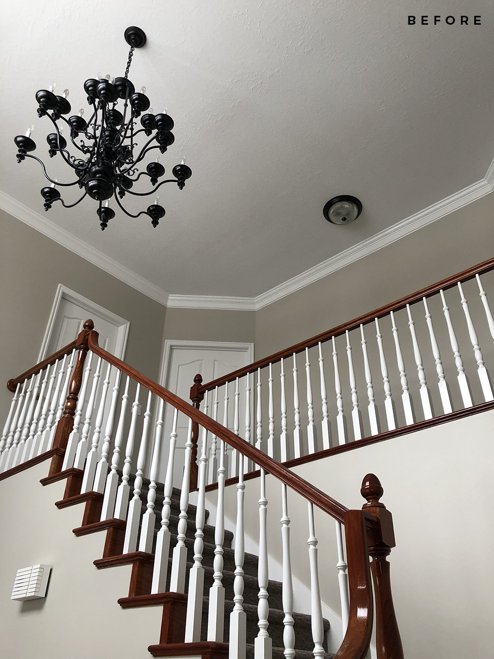 Our Entryway & Staircase Plan - roomfortuesday.com
