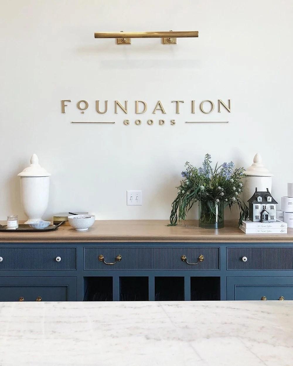 Small Business Spotlight : Foundation Goods - roomfortuesday.com