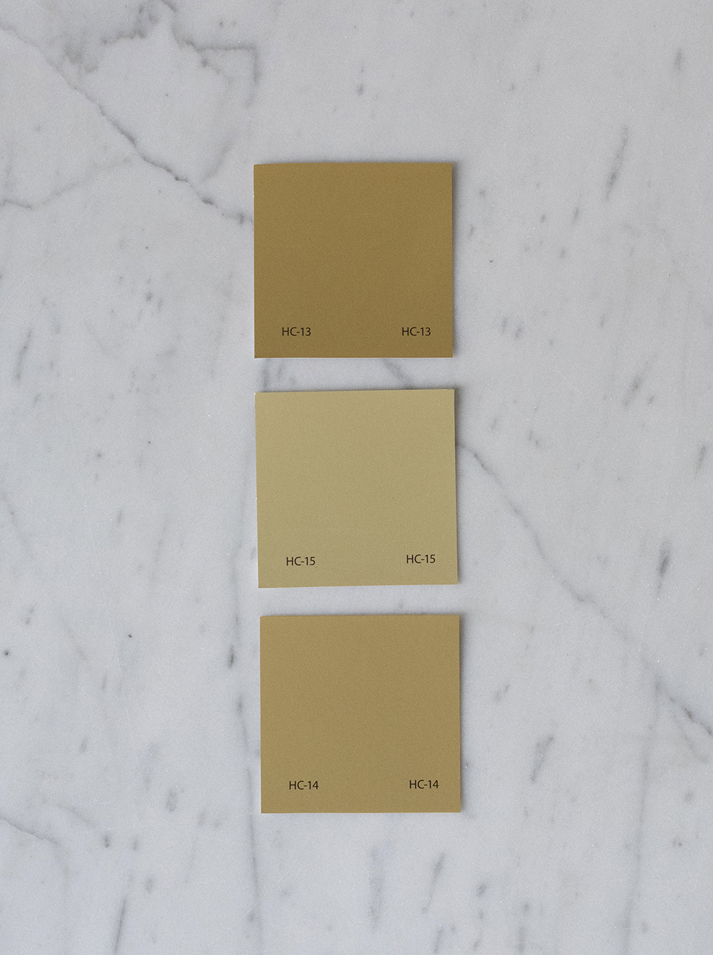 Favorite Benjamin Moore Paint Swatches - roomfortuesday.com