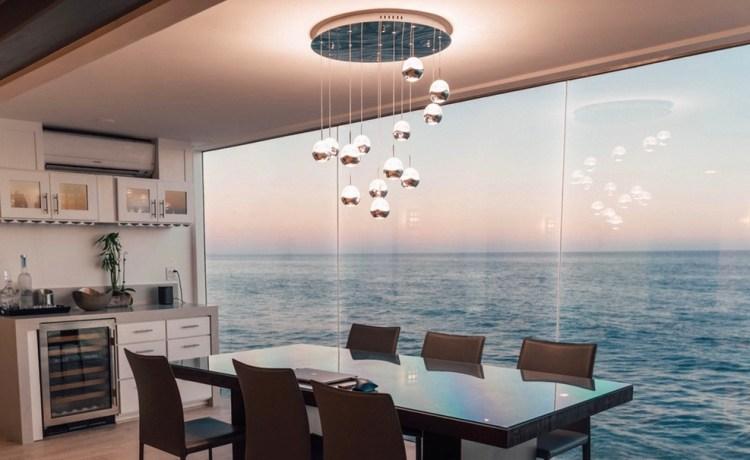 dining room decor light